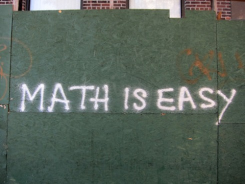 math-is-easy